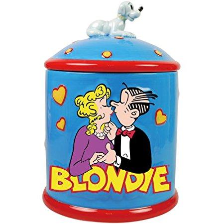 Westland Giftware Blondie Cookie Jar, 9-Inch