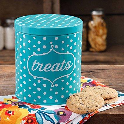 The Pioneer Woman Flea Market Dots Treat Jar