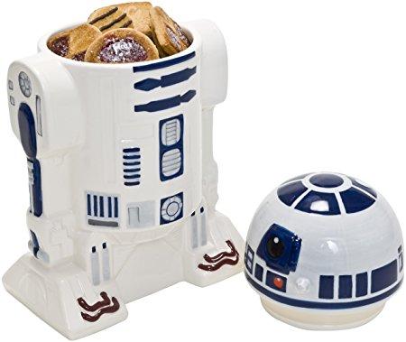 Star Wars R2d2 Ceramic Cookie Jar